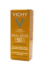 Vichy Ideal SOLEIL - Солнцезащитная матирующая эмульсия SPF 50