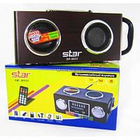 Портативные MP3 колонки USB SD карт FM  Star 8933, фото 1