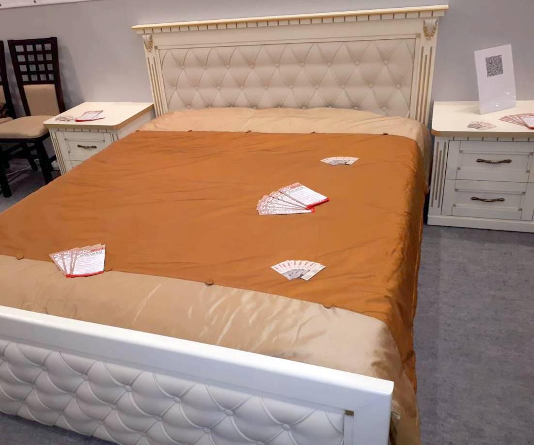 Спальня  в классическом стиле Freedom (Фридом) Микс мебель, цвет слоновая кость