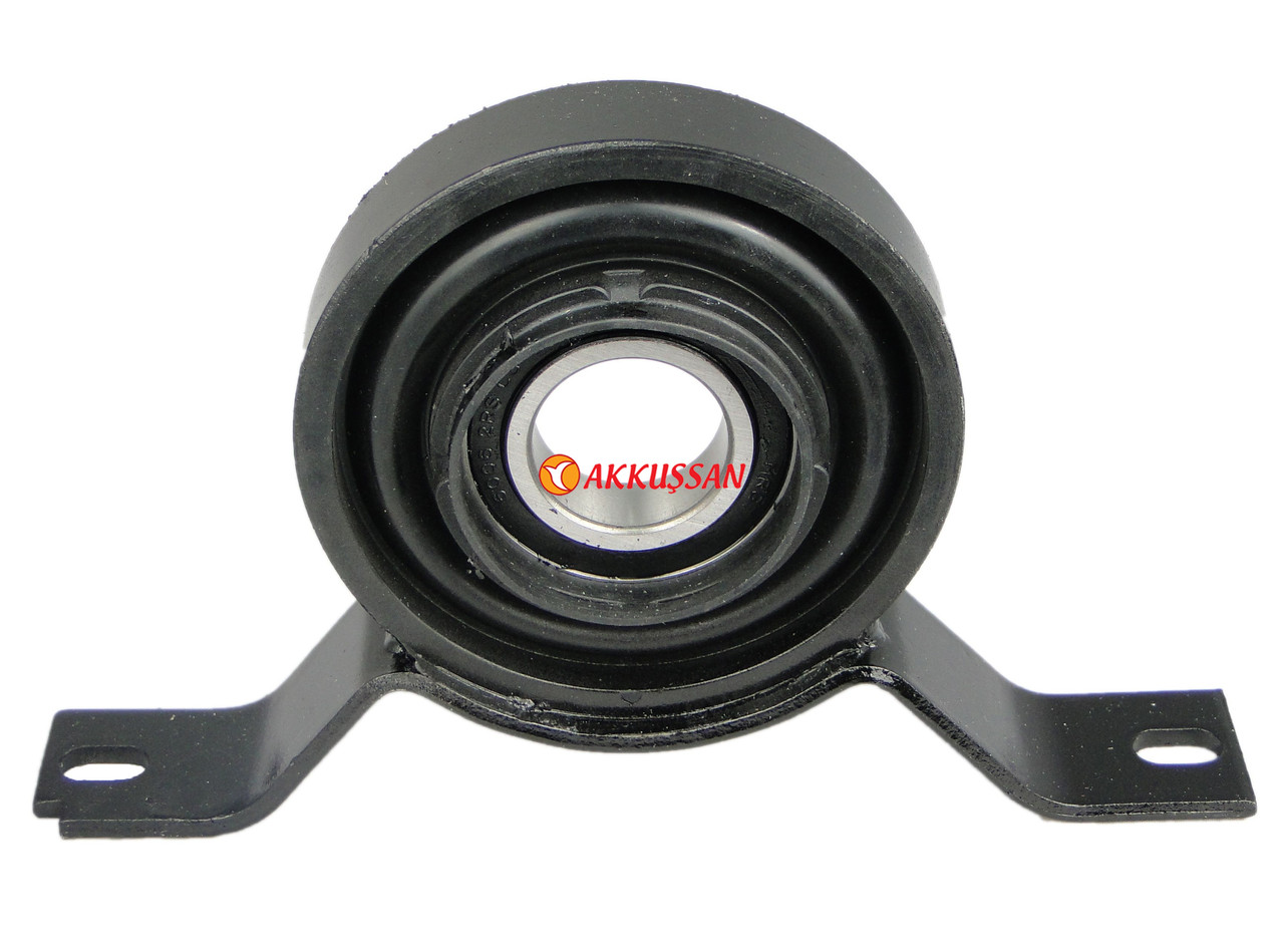 AKKUSSAN TP 167 Підвісний підшипник (30x15mm)x180mm H: 75mm AUDI Quatro 4x4