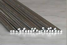 Пруток алюминиевый 25 мм АМГ3 коррозионостойкий круг аналог 5754, фото 3