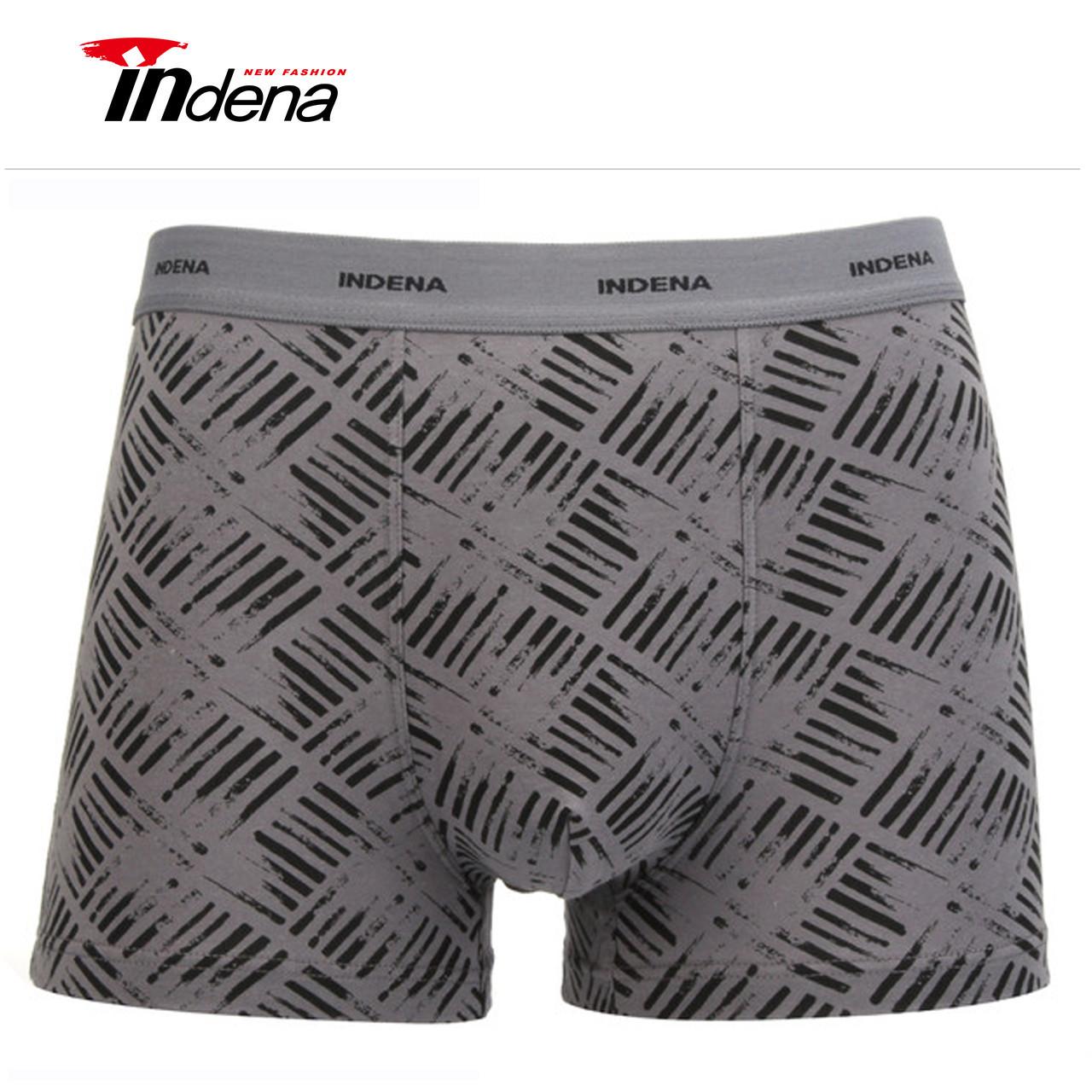 Мужские  стрейчевые боксеры Марка «INDENA» АРТ.75030