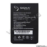 Аккумулятор Sigma IP67 X-treme / IT67 X-treme, original
