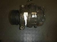 Компрессор кондиционера (  0V) Audi A6 C6 04-11 (Ауди А6), 4F0260805S