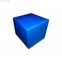 Кубик-пуфик 25-25-25 см