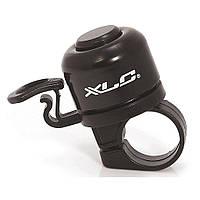 Звонок велосипедный XLC DD-M06, черный