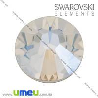 Стразы Swarovski 2058 Crystal Moonlight, Плоские, SS9 (2,6 мм), 1 шт. (STR-009803)