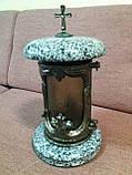 Лампадки з натурального каменю, фото 2