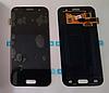 Дисплей (модуль) + тачскрин (сенсор) для Samsung Galaxy A3 2017 A320 A320F A320FL A320Y (черный цвет, TFT)