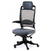 Кресло Special4You FULKRUM SLATEGREY FABRIC, SLATEGREY MESH (E0628)