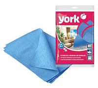 Салфетка для уборки дома York Supreme, 3шт/уп (5903355045618)