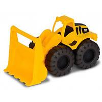 Погрузчик CAT. Мини-строительная техника 25 см. Toy-State