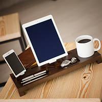 Подставка под телефон и планшет из дерева WB109