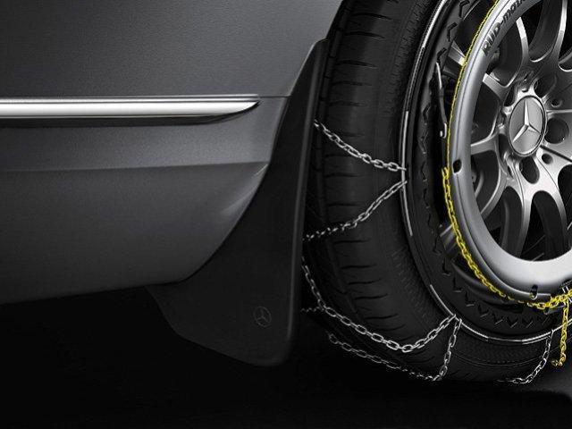 Брызговики Mercedes-Benz Vito V447 (14-) / задние, кт. 2 шт