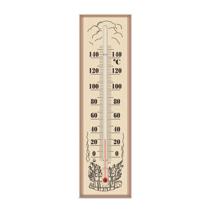 ТС ісп.1 Термометр для сауни,  дерево
