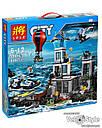 Конструктор Lele 39016 ¨Остров-тюрьма¨(Lego City 60130) 830 дет., фото 2