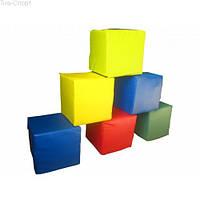 Модульный набор Кубики