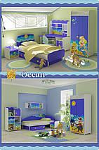 Письменный стол Оd-08-1 Ocean, фото 3