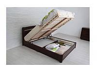 Кровать София Люкс с ПМ 200*140 бук Олимп, фото 1