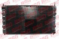 BSG 60-520-007 Радиатор MERCEDES MB508D