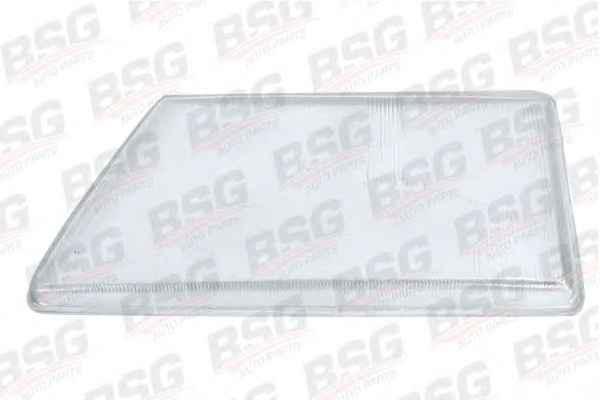 BSG 60-801-002 Стекло фары -R MERCEDES SPRINTER 208/212/312/412D