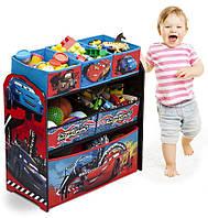 Комод / ящик / органайзер для детских игрушек Delta Тачки Disney