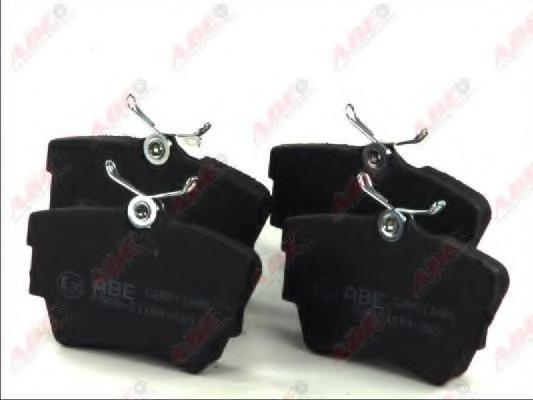BSG 65-200-014 Колодки тормозные задние OPEL VIVARO