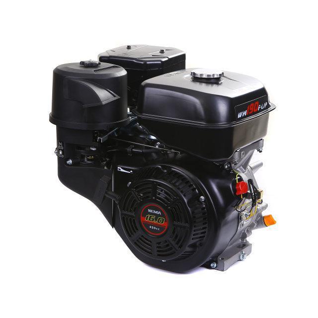 Двигун бензиновий Weima WM190F-L (R) NEW (16 к. с., шпонка)