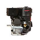 Двигатель бензиновый Weima WM170F-T/20 New (7,0 л.с.,вал под шлиц), фото 4