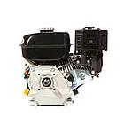 Двигатель бензиновый Weima WM170F-T/20 New (7,0 л.с.,вал под шлиц), фото 6