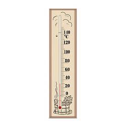 ТС ісп.2 Термометр для сауни,  дерев'яний корпус