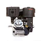 Двигун бензиновий Weima WM192F-S New (18 к. с.,вал під шпонку), фото 2