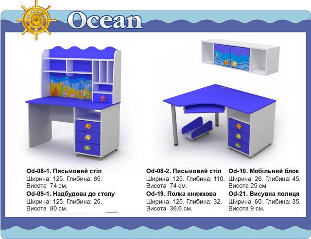 Столы Ocean ассортимент