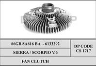 DP CS 1717 Термомуфта FORD SIERRA/SCORPIO