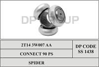 DP SS 1438 Крестовина шруса -внутренняя FORD CONNECT