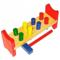 Гвозди-перевертыши, Мир деревянных игрушек Д002