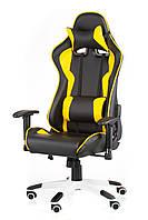 Кресло геймерское еxtrеmе Racе black/yеllow E4756