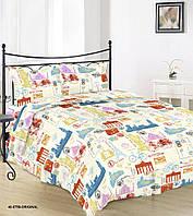 Ткани для постельного белья бязь Бязь Голд № 40-0758