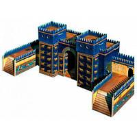 Ворота Иштар, Сборная модель из картона, Умная бумага