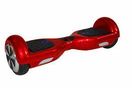 """Гироскутер Smart Balance 6.5"""" Bluetooth+LED-подстветка Красный"""