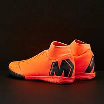 Футзалки Nike MercurialX SuperflyX 6 Academy IC AH7369-810 (Оригинал), фото 3