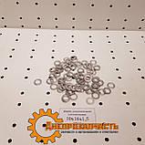 Шайба (кільце) алюмінієва 10x16x1,5, фото 3