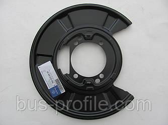 Защита колодок ручника (L/R) на MB Sprinter 906, VW Crafter 2006→ — MERCEDES ORIGINAL — 9064230420