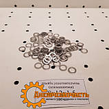 Шайба (кольцо) алюминиевая 8x12x1,5, фото 3