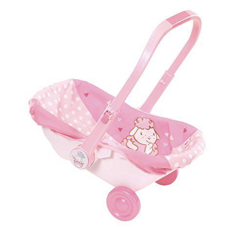 Кресло куклы Беби Анабель Baby Annabell люлька комфортное путешествие Zapf Creation 700709
