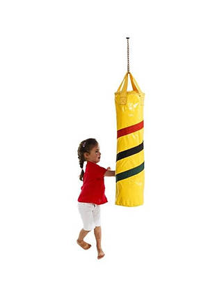 Боксерская груша игровая для детской площадки, фото 2