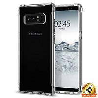 Чехол Spigen для Samsung Note 8 Rugged Crystal