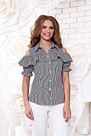 Блуза в романтическом стиле, фото 1