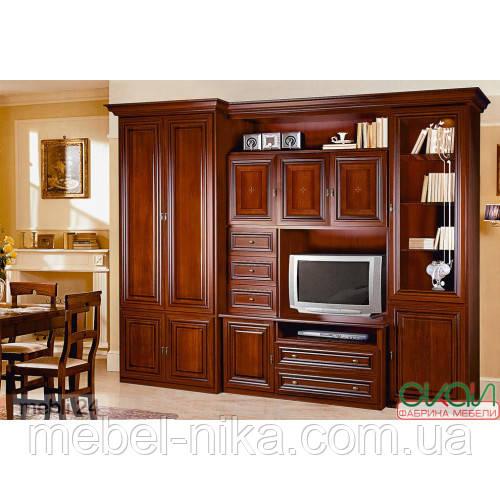 Гостиная КАПРИ шкаф