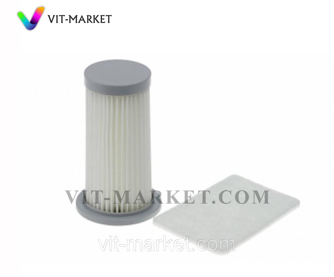 Оригинал. Цилиндрический фильтр в колбу для пылесоса Zelmer ZVCA235S код VC1400.200, 756964